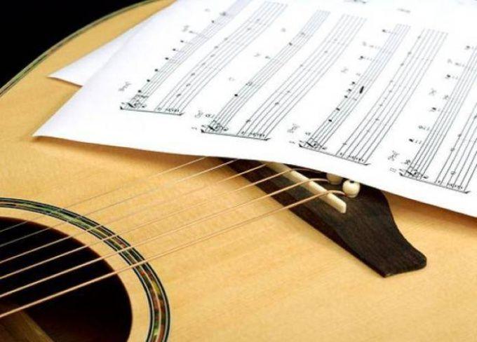 Научиться читать аккорды несложно