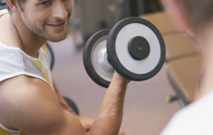 Как быстро накачать мышцы рук
