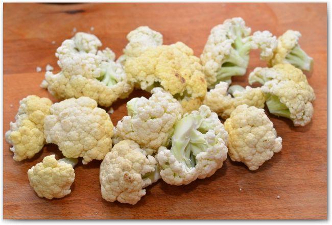 Как быстро приготовить цветную капусту: 3 простых рецепта