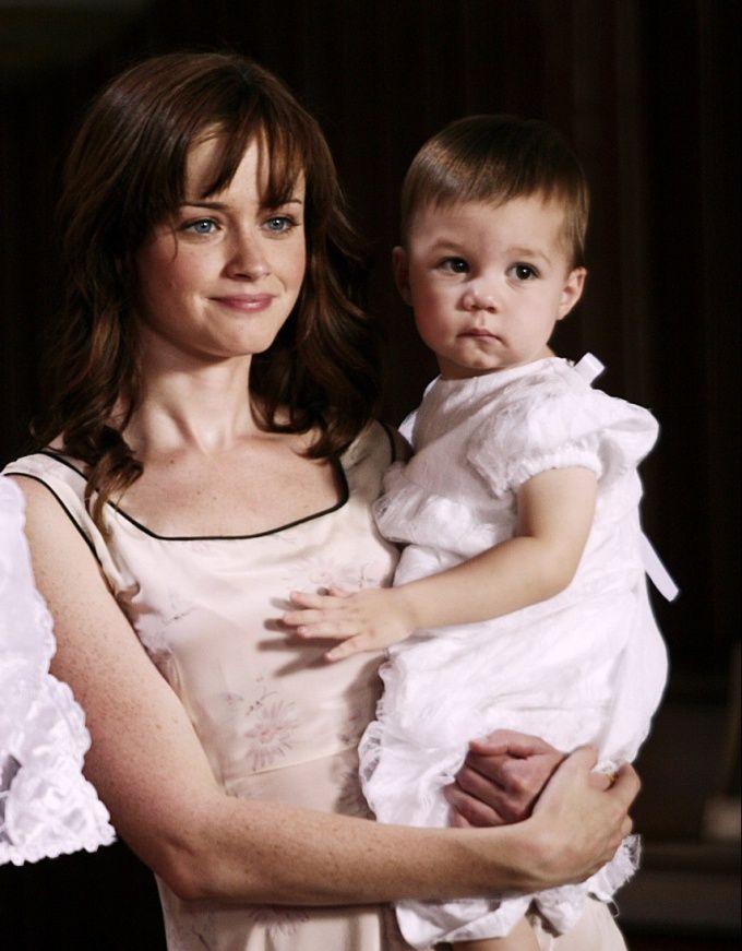 Как быть крестной мамой