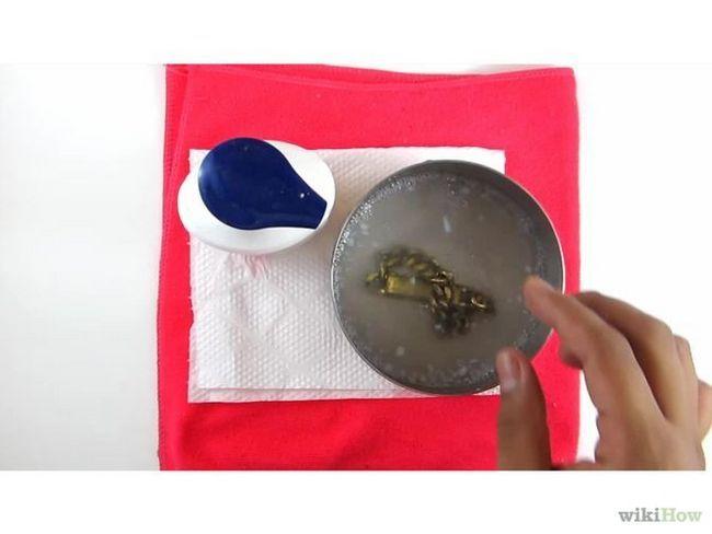 Как чистить ювелирные изделия