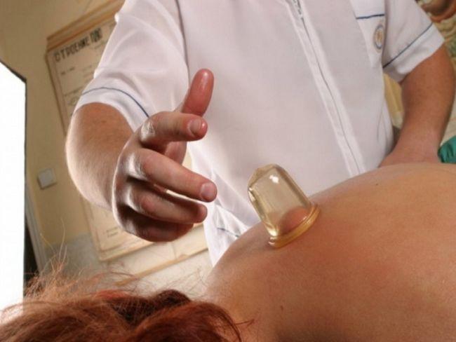 Как делать антицеллюлитный массаж банками