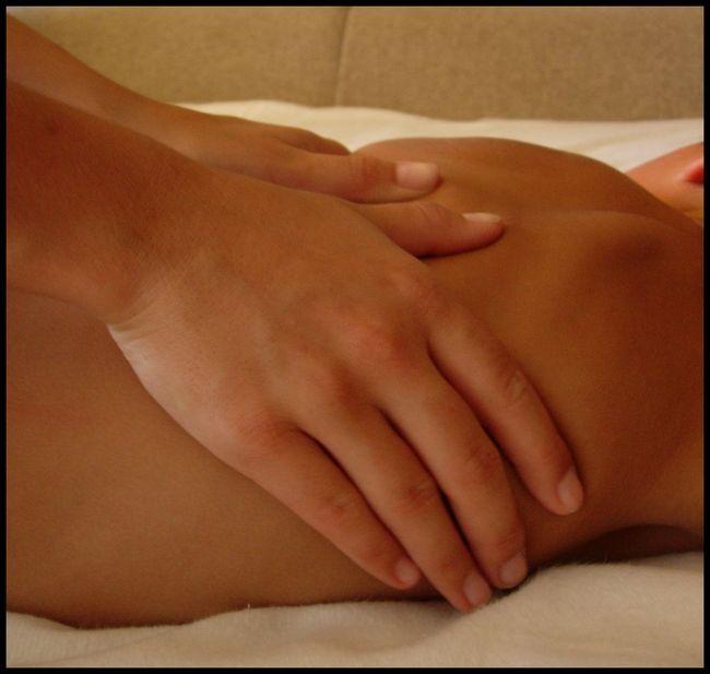 Как делать общий массаж