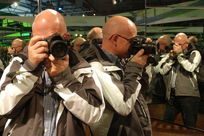 Как фотографировать цифровым фотоаппаратом