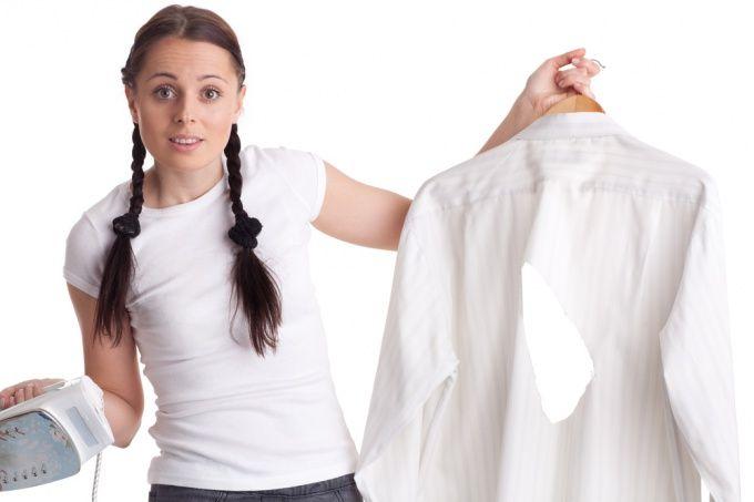 Как гладить мужские рубашки
