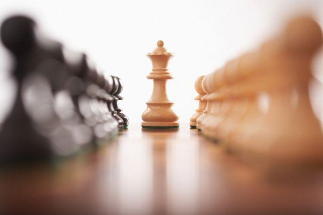 Как ходят шахматные фигуры