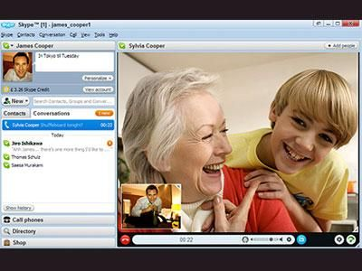 Skype - звоните из Америки в Россию, и по всему миру!