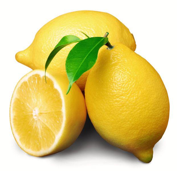 Лимоны в борьбе с ржавчиной