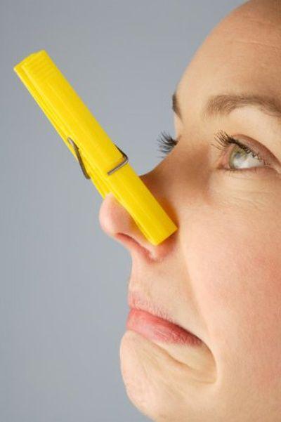 Как избавиться от запаха резины