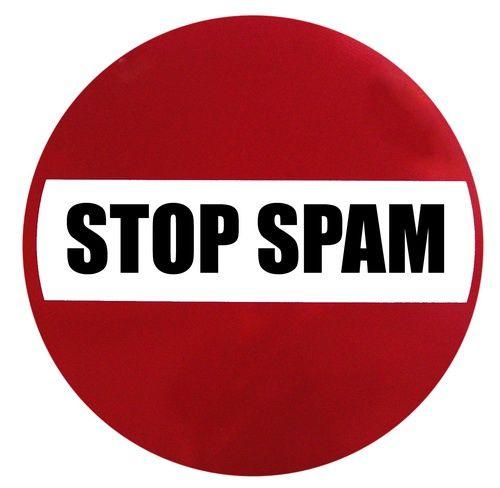 Как избежать спама