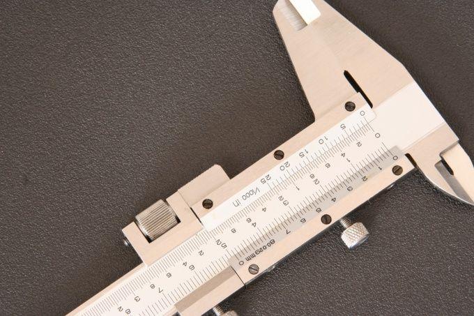 Как измерять штангенциркулем