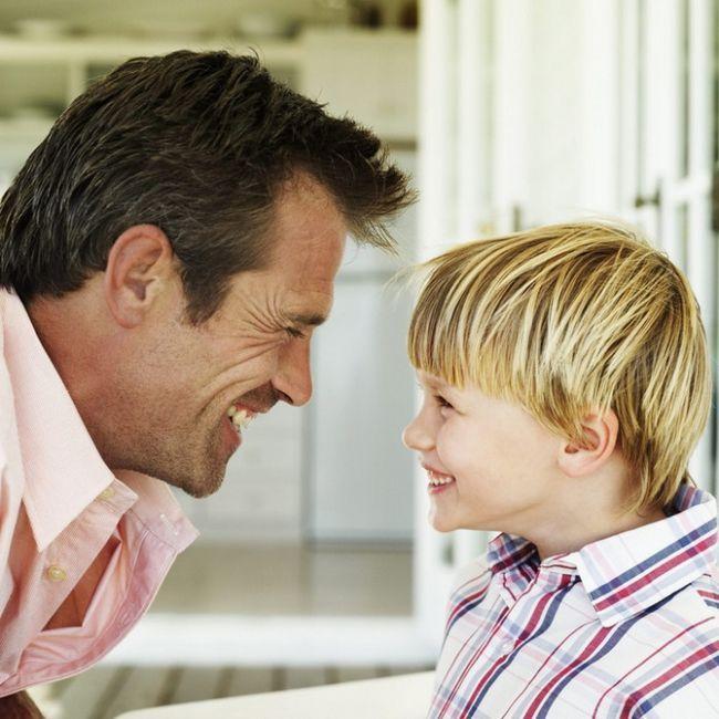 Как ладить с ребенком