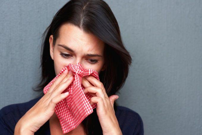 Как лечить заложенность носа