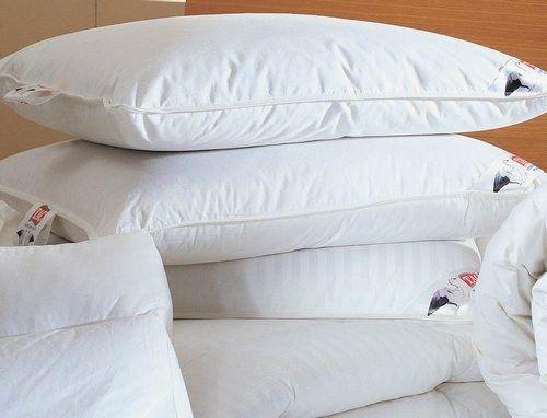 Как мыть подушку