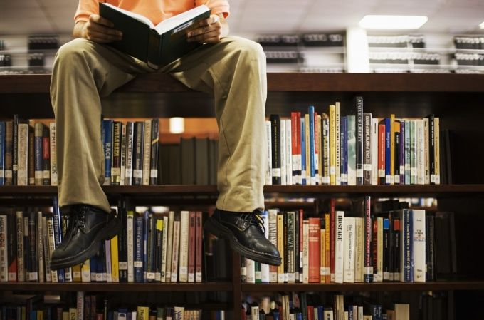 Как найти книгу в библиотеке