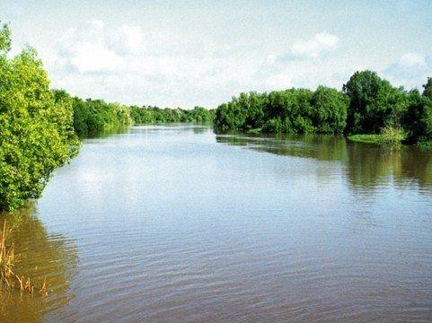 Как найти уклон реки