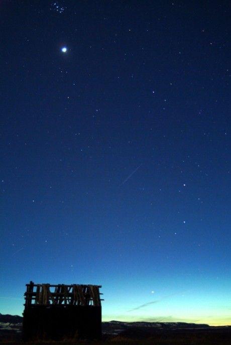 Как найти венеру на небе