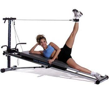 Как накачать мышцы у женщины
