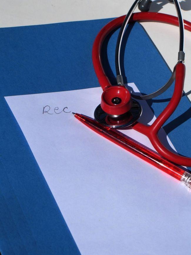 Как написать письмо врачу