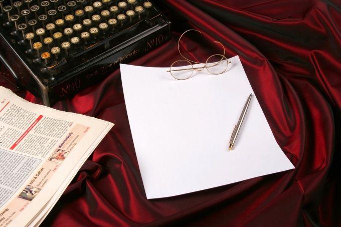 Как написать сценарий