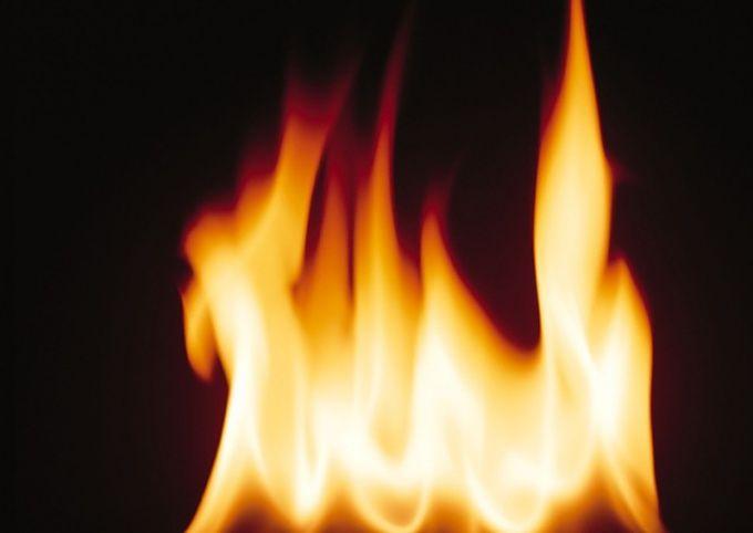 Как нарисовать огонь