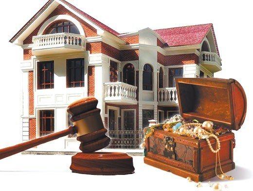 Как наследуется имущество