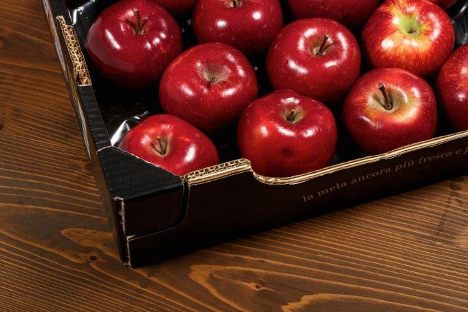 Как натереть до блеска яблоко