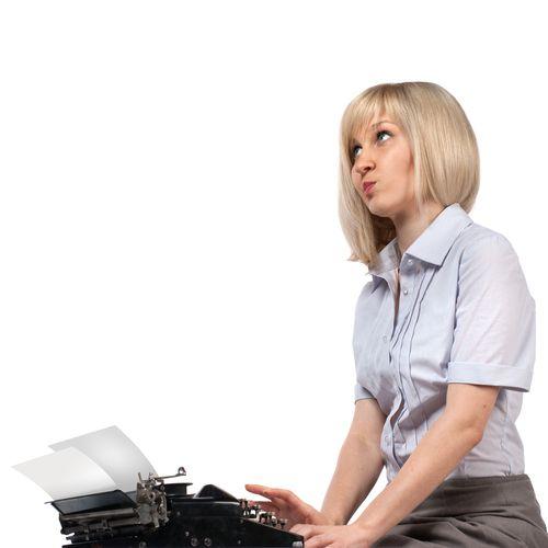 Как научиться быстро писать