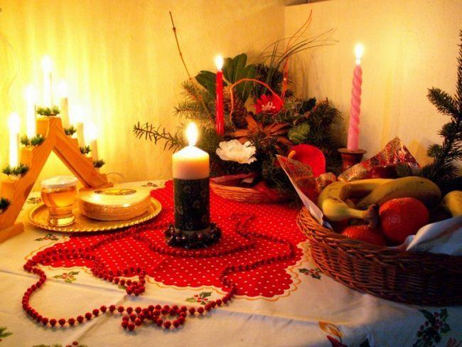 Как не переедать в Новый год