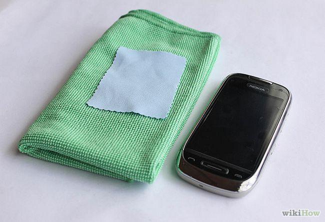 Как очищать сенсорный экран