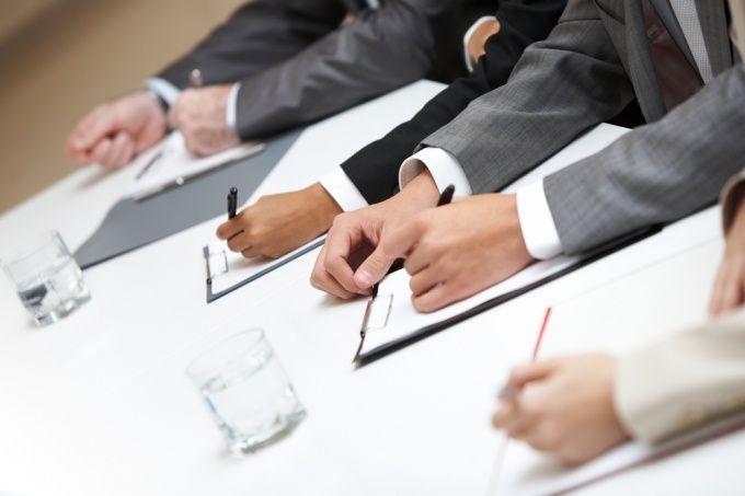 Как оформить соглашение