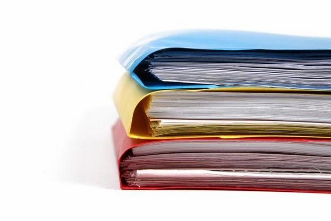 Как оформить список литературы по госту