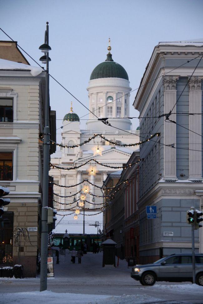 Как оформлять визу в финляндию