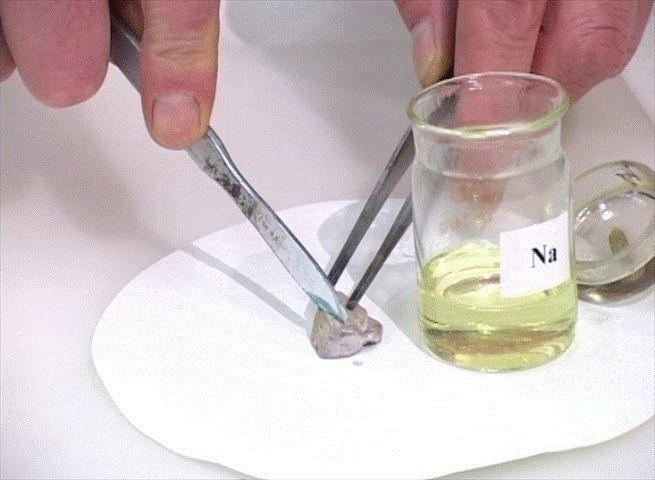 Как определить азот