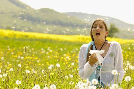 Как определить, на что аллергия