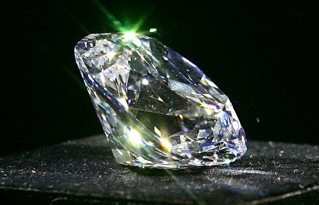 Как определить вес бриллианта