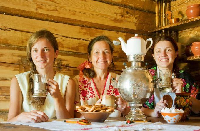 Как отдохнуть по-русски