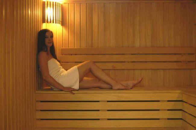 Как отдохнуть в сауне