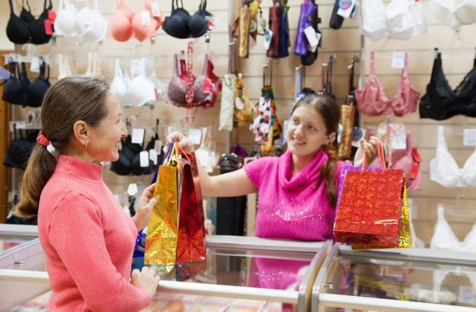 Как открыть магазин белья