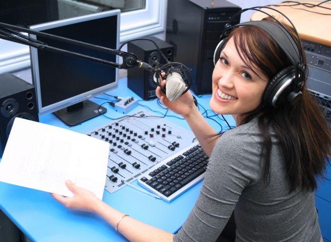 Как открыть радиостанцию