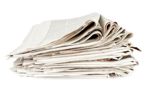Выпустить тираж газеты - только полдела, потом надо будет его еще и распродать