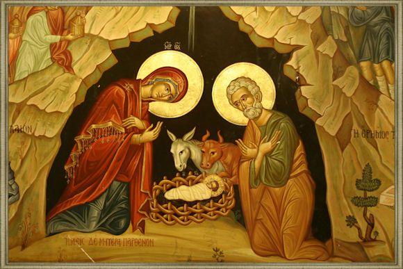 Как отмечать православное рождество