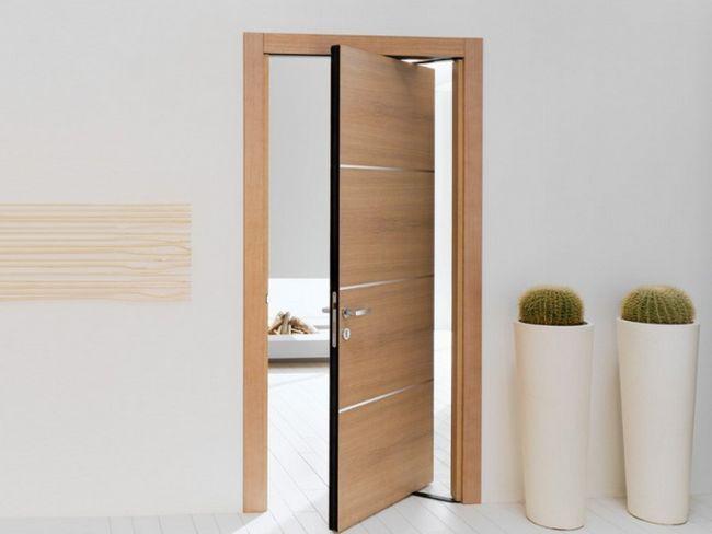 Как отмыть жирные пятна с дверей
