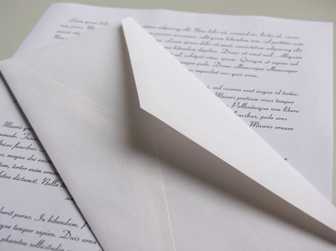 Как отправить письмо по почте россии