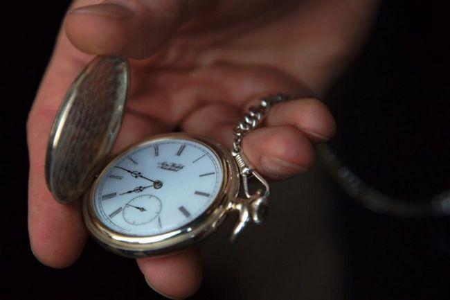 Как передвинуть часы
