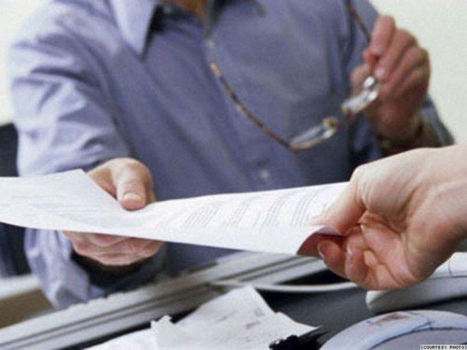 Как писать заявление о приеме на работу