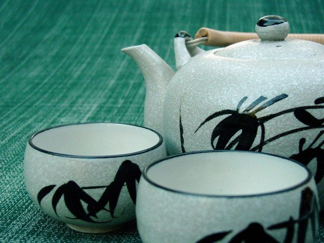 Как пить чай пу эр