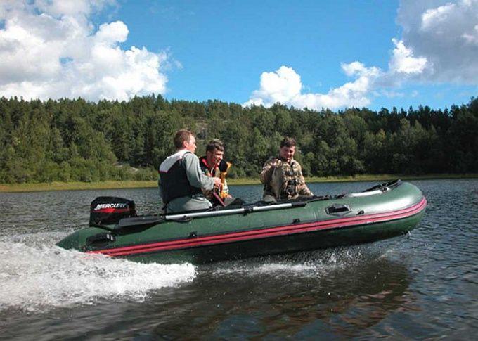 Как плыть на лодке