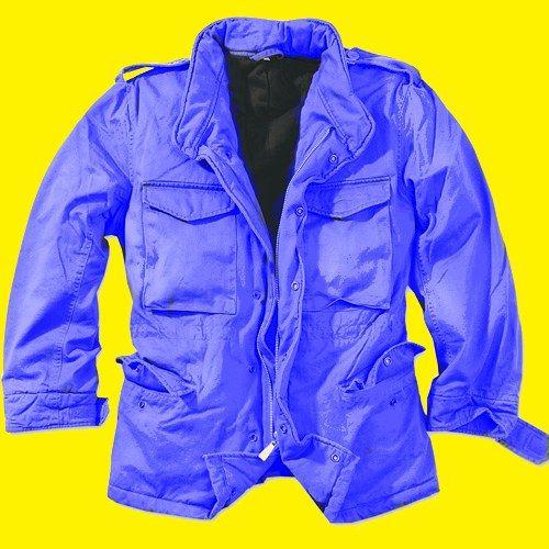 Как почистить куртку, если она залоснилась