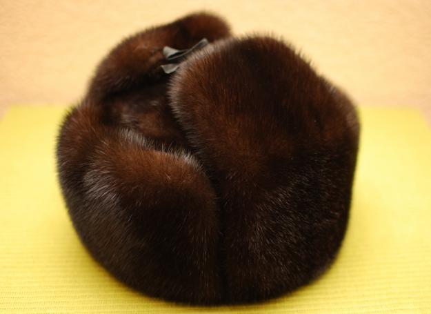 Как почистить норковую шапку